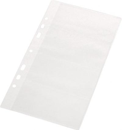 Koszulka do wpinania PVC na 8 wizytowek