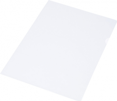Obwoluta L PVC A4/A5 z Wycieciem na Palec