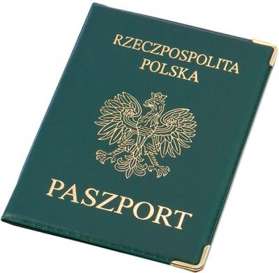 Okladka na Paszport